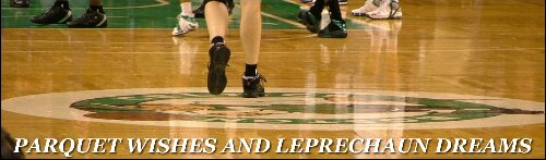Parquet Wishes and Leprechaun Dreams